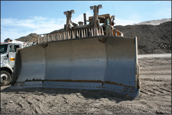 SAS Global Dozer Blade Liner