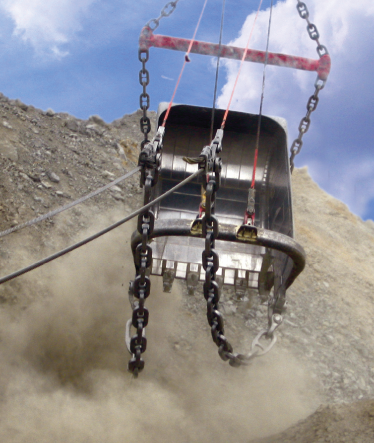 Dragline Bucket Liner Systems