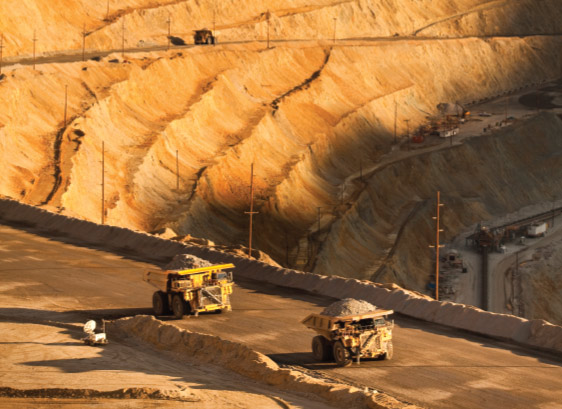Mining Industry Products and Services