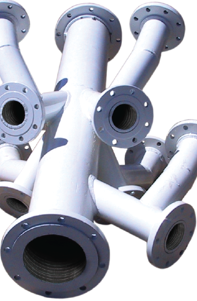 Abrasion Resistant Pipe & Piping Systems
