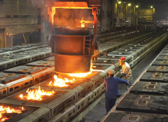 Foundry Industry Products and Services